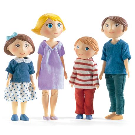 Familia de Gaspard & Romy
