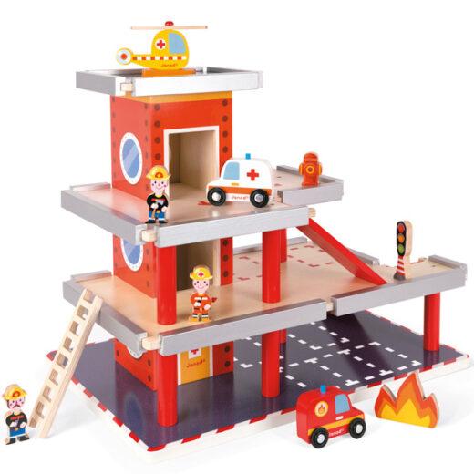 estacion-de-bomberos-con-accesorios