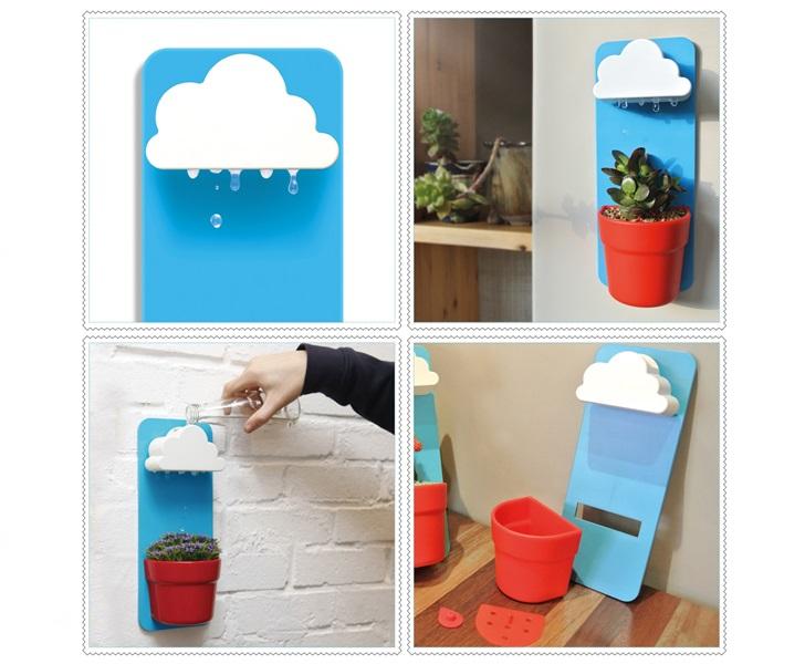 rainy-day-flowerpot