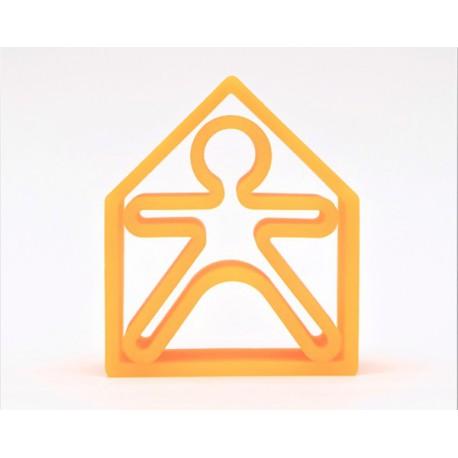 kit-de-juguetes-de-silicona-muneco-casa-de-color-naranja