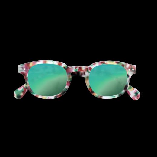 c-sun-junior-green-tortoise-mirror-lunettes-soleil-enfant