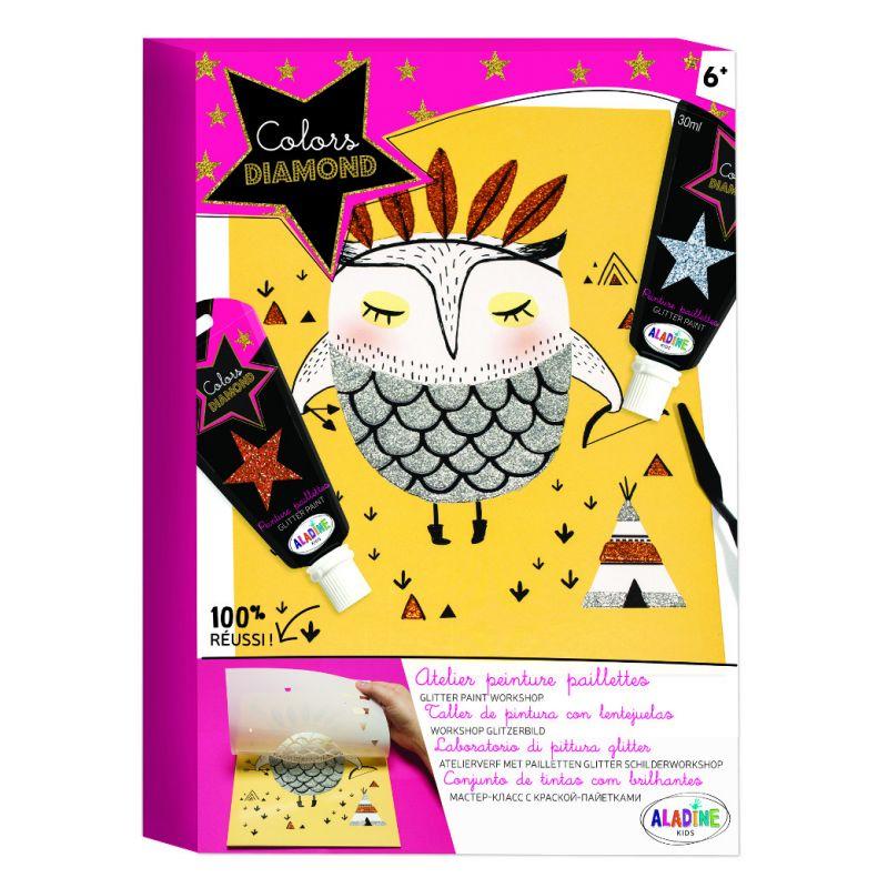 kit-creatif-aladine-colors-diamond-atelier-peinture-paillettes-hibou