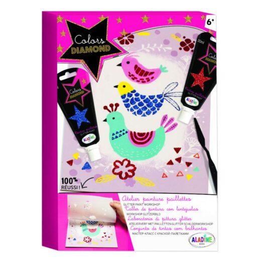kit-creatif-aladine-colors-diamond-atelier-peinture-paillettes-oiseaux